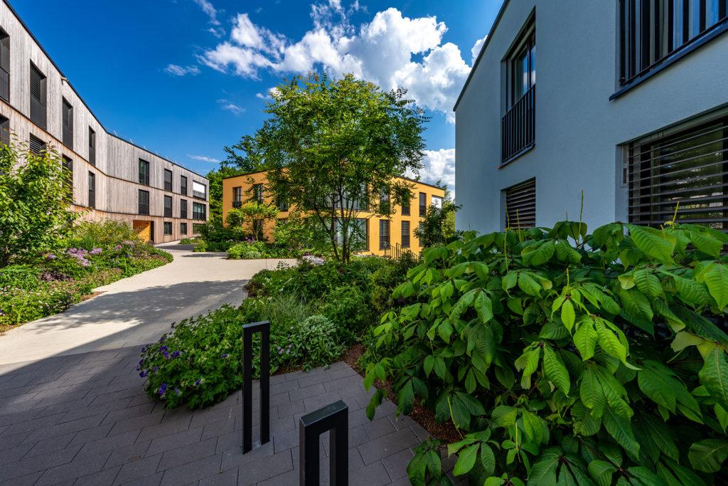 Berger Gartenbau In der Bänklen Kilchberg